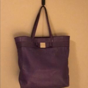 Vintage Kate Spade over sized bag.
